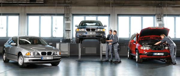 Bilia Group din återförsäljare av BMW originalservice