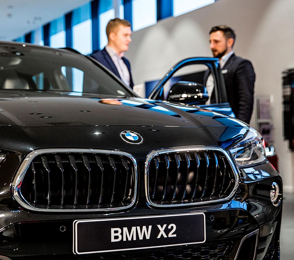 Experter på BMW och MINI