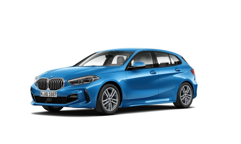 BMW 118i Model Msport