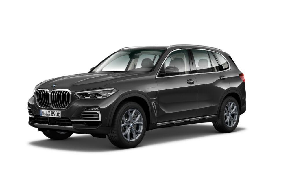 BMW El hybrid X5 45e