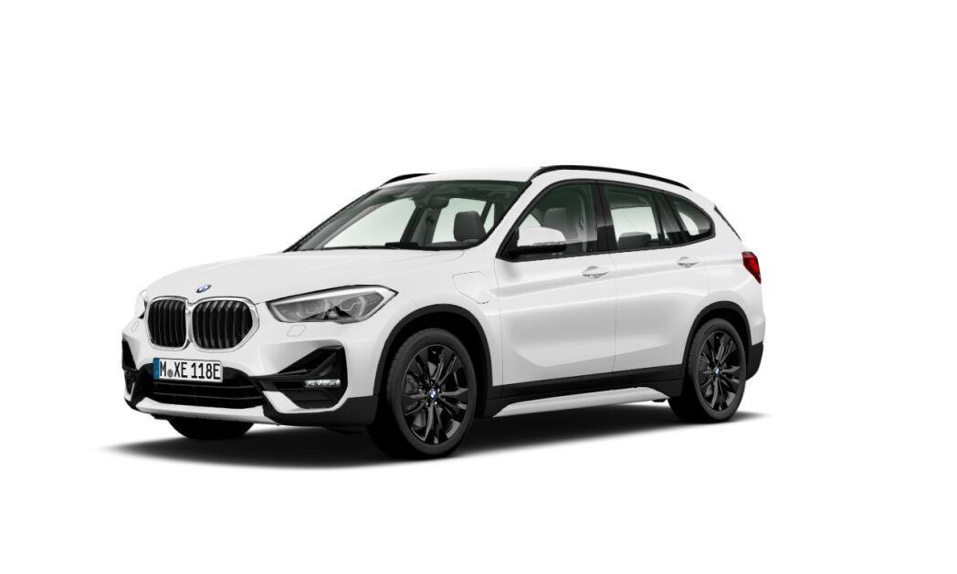 BMW Elhybrid X1 xDrive25e
