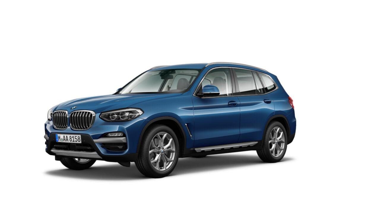 BMW X3 20d Connected