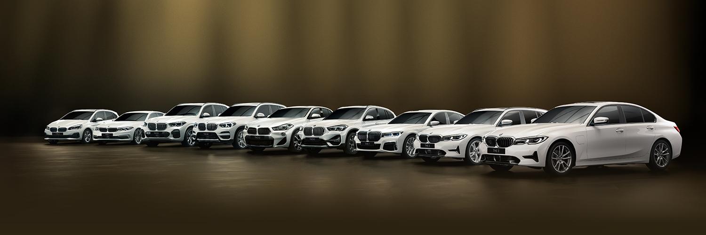 Laddbara BMW modeller